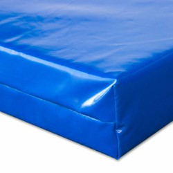 Bukfencszőnyeg huzat 140x100x10 cm, PVC Sportszer Drenco