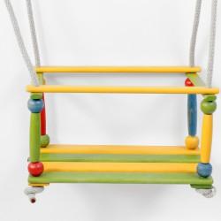 Óvodai színes hinta Játék