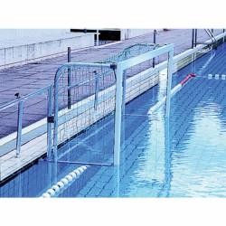 Alumínium vizilabda kapu medenceszélhez Sportszer