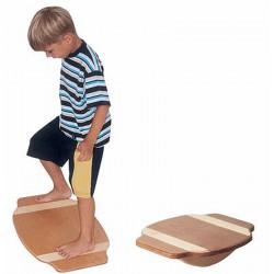 Egyensúlydeszka, 41x50 cm Sportszer