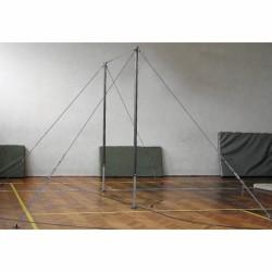 Nyújtó, 2,4 m-től 2,8 m-ig állítható rúdmagassággal Sportszer Drenco