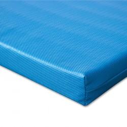 Tornaszőnyeg huzat 200x100x10 cm csúszásgátló felület Sportszer