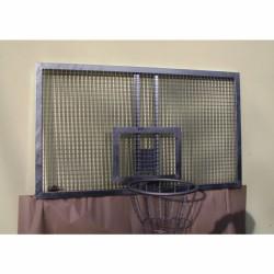 Kosárlabda palánk 105x180cm horganyzott laposvas rácsból Sportszer