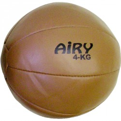 Medicinlabda 4 kg, bőr Medicin labdák