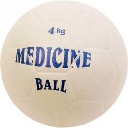 Medicin labda folyadékkal töltött 4 kg Sportszer