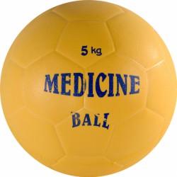 Medicin labda folyadékkal töltött 5 kg Sportszer