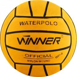 Vízilabda, Winner edző No4, sárga gumi Sportszer Winner