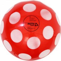 Játéklabda, 22 cm, pöttyös Aktivsport Sportszer Aktivsport