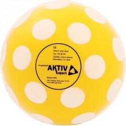 Játéklabda, 18 cm, pöttyös Aktivsport Sportszer Aktivsport