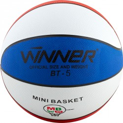 Kosárlabda, Trikolor, gumi, No5 Sportszer Winner