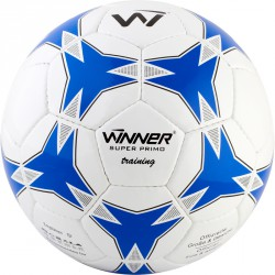Futball labda, műbőr, Super Primo Sportszer Winner