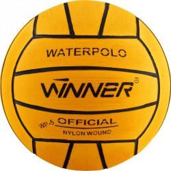 Vízilabda, Winner edző No5, sárga gumi Sportszer Winner