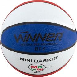Kosárlabda, Trikolor, gumi, No3 Sportszer Winner