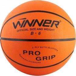 Kosárlabda, Winner gumi, narancs, No6 Sportszer Winner