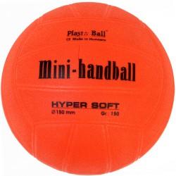 Hipersoft kézilabda, 15 cm, 160 g narancs Sportszer