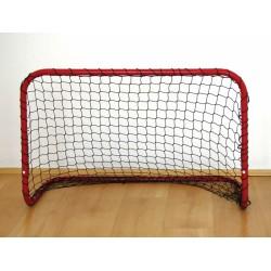 Floorball kapu 90x60 cm, hálóval Sportszer Vicfloor