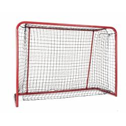 Floorball kapu 90x115 cm, hálóval hátul merevített Sportszer Vicfloor