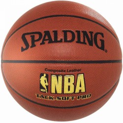 Kosárlabda, Spalding NBA Tacksoft Pro bőr, méret: 7 Sportszer Spalding