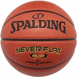 Kosárlabda, Spalding, NBA Neverflat I/O bőr méret: 7 Sportszer Spalding