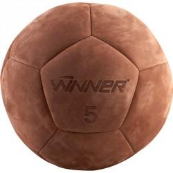 Medicinlabda 5 kg, bőr, Winner Sportszer Winner