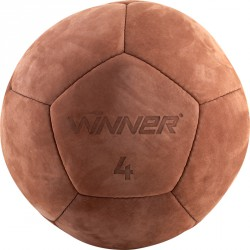 Medicinlabda 4 kg, bőr, Winner Sportszer Winner