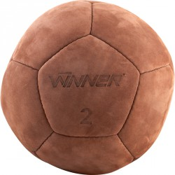 Medicinlabda 2 kg, bőr, Winner Sportszer Winner