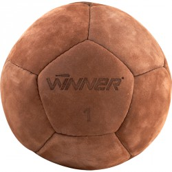 Medicinlabda 1 kg, bőr, Winner Sportszer Winner