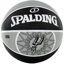 Kosárlabda Spalding Teamball San Antonio Spurs méret: 5 Sportszer Spalding