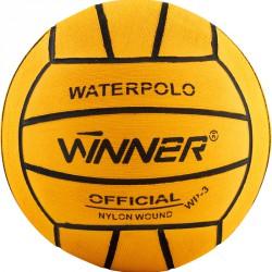 vízilabda, Winner No3, gumi, sárga Sportszer Winner