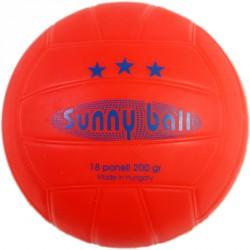 Sunny Ball strandlabda 15 cm narancs Sportszer