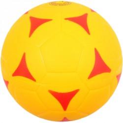 Mini futball labda narancssárga, sárga Sportszer