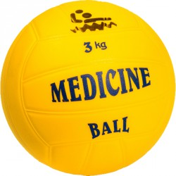 Medicin labda vízben úszó 3 kg Sportszer