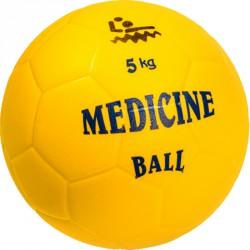 Medicin labda vízben úszó 5 kg Sportszer