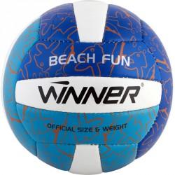 Beach Fun strandlabda pvc Sportszer Winner