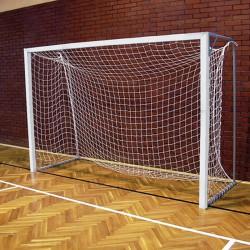 Kézilabdakapu 3x2 m, beltéri, acél szinterezett, 8x8 cm-es profil Sportszer Drenco