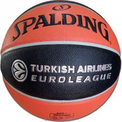 Kosárlabda Spalding Euroleague TF 500 in/out méret: 7 Sportszer Spalding