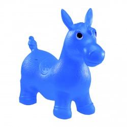 Ugráló póni, 60 cm kerület, kék Sportszer