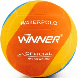 Vízilabda Winner Wp Swirl narancs No.5 Sportszer Winner