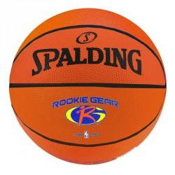 Kosárlabda Spalding Rookie Gear kültéri méret: 5 narancssárga Sportszer Spalding