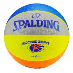 Kosárlabda Spalding Rookie Gear kültéri méret: 5 színes Sportszer Spalding