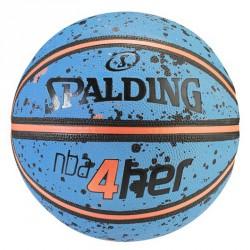Kosárlabda Spalding NBA 4 Her Splatter méret: 6 Sportszer Spalding