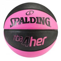 Kosárlabda Spalding NBA 4 Her Solid méret: 6 Sportszer Spalding