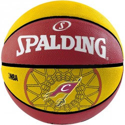 Kosárlabda Spalding NBA Cleveland Cavs méret: 5 Sportszer Spalding