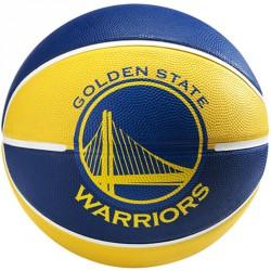 Kosárlabda Spalding NBA Golden State méret: 7 Sportszer Spalding