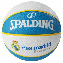 Kosárlabda Spalding EL Real Madrid méret: 7 Sportszer Spalding