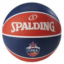 Kosárlabda Spalding EL CSKA Moscow méret: 7 Sportszer Spalding