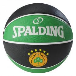 Kosárlabda Spalding EL Panathinaikos méret: 7 Sportszer Spalding