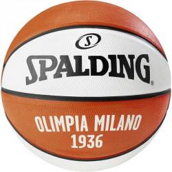Kosárlabda Spalding EL Olimpia Milano méret: 7 Sportszer Spalding