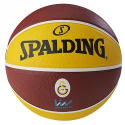Kosárlabda Spalding EL Galatasaray méret: 7 Sportszer Spalding
