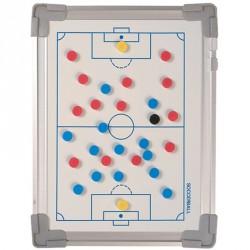 Mágneses futball taktikai tábla Sportszer Winner